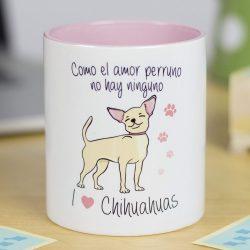 Taza chihuahua