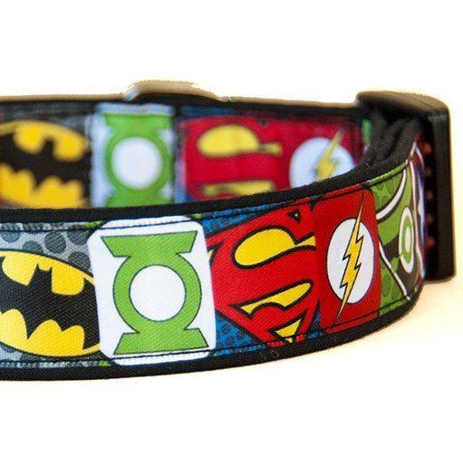 Collar Superheros
