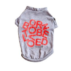 camiseta Born chihuahua
