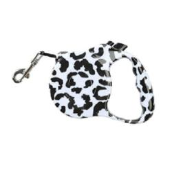 correa nylon leopardo
