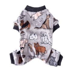 pijama perruno