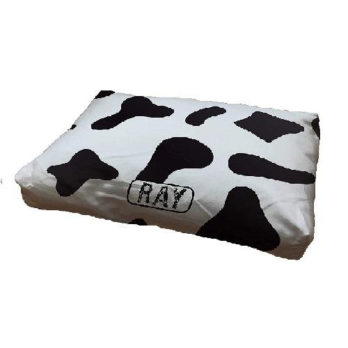 Cama Vaca. Nombre Personalizable