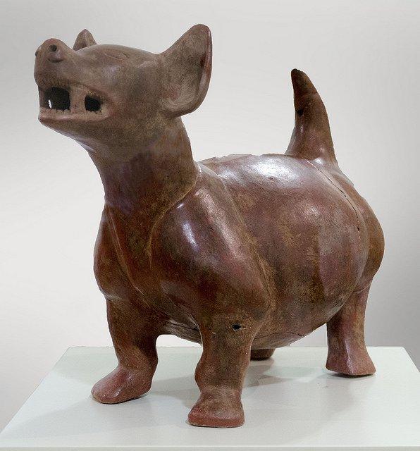 Cerámica origen del chihuahua